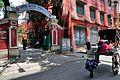 Southern Entrance - Jorasanko Thakur Bari - Madan Chatterjee Lane - Kolkata 2015-08-04 1768.JPG