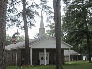 Harold Montgomery - In 1968, Montgomery helped to organize this Southern Methodist congregation in Haughton.