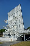 Space Mirror Memorial - Kennedy Space Center - Cape Canaveral, Florida - DSC02481.jpg