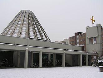 Falkenhagener Feld - Image: Spandau kirche stmarkus