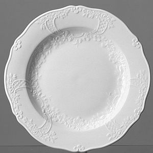 English: dinner plate, Neumarseille Deutsch: S...