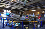 Spitfire at Spitfire and Hurricane Memorial Museum 2.jpg