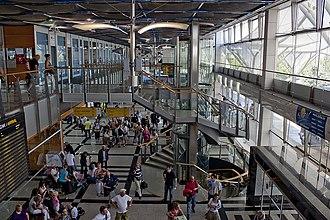 Split Airport - Split Airport terminal interior