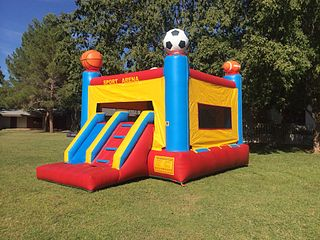Precautions for renting a bounce house