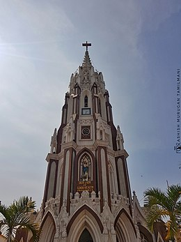 St  Mary's Basilica, Bangalore - Wikipedia