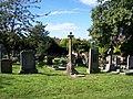 St. Bartholomew's Churchyard - geograph.org.uk - 536077.jpg