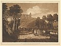 St. Catharine's Hill near Guilford (Liber Studiorum, part VII, plate 33) MET DP821503.jpg