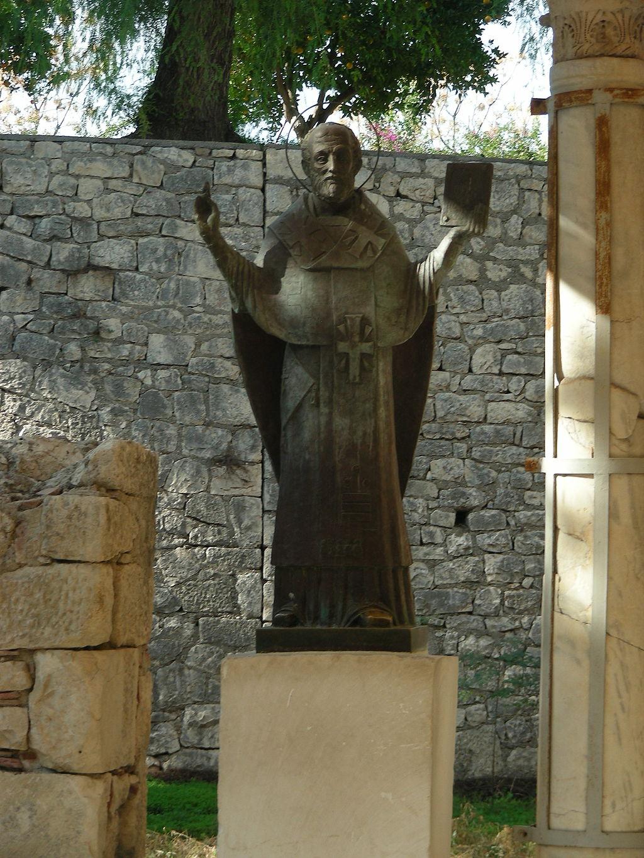 St. Nicholas of Myra monument