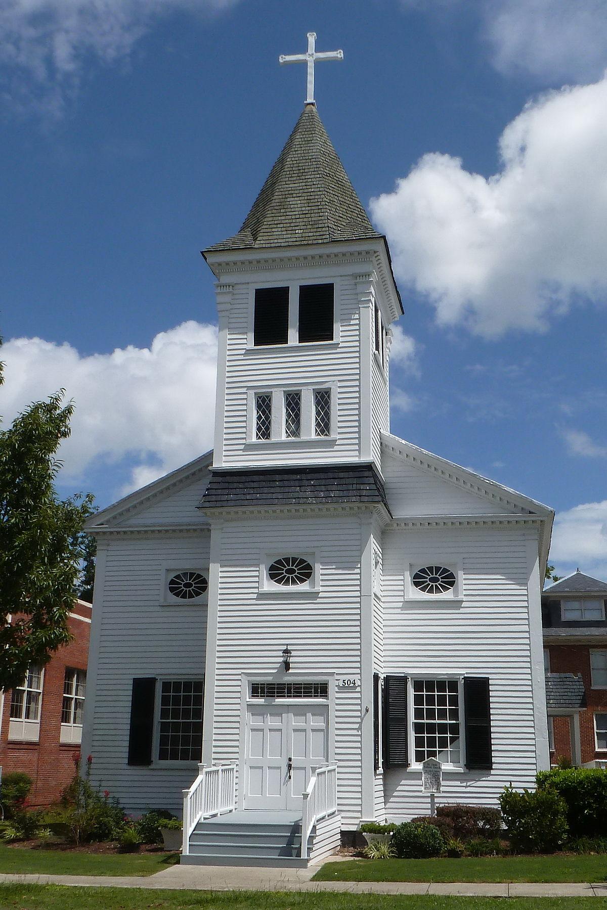 St. Paul's Roman Catholic Church (New Bern, North Carolina ...