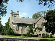 Episcopalian Chapel of St Cornelius