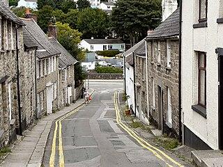Penryn, Cornwall Human settlement in England