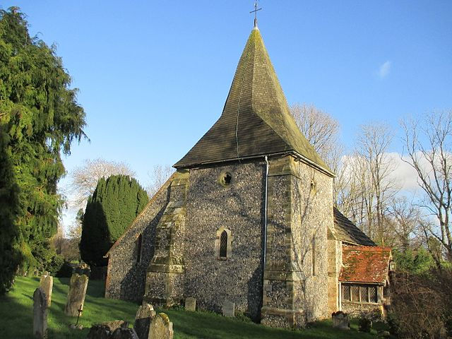 St James's Church, Ashurst