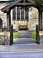 St Martin's Church Lych Gate - geograph.org.uk - 1733084.jpg