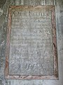 St Mary's Church, Mundon, Lord's Prayer.jpg