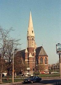 St Mary Magdalene's Church, Warwick Estate, Paddington, London W2 - geograph.org.uk - 297563.jpg