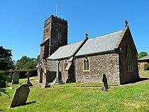 St Matthews Church in Butterleigh (geograph 4549335).jpg
