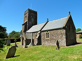 St Matthews Church in Butterleigh (geograph 4549335).jpg