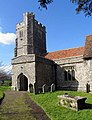St Nicholas, Rodmersham, Kent - geograph.org.uk - 375170.jpg