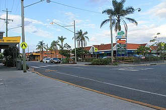 Banyo, Queensland - Shopping village in Banyo