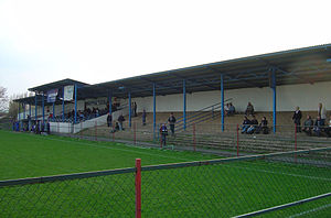 SK Motorlet Prague - Stadion Motorlet
