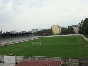 Čair Stadium (Republic of Macedonia) - Image: Stadoiiii