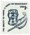 Stamp US 1977 1c Americana.jpg