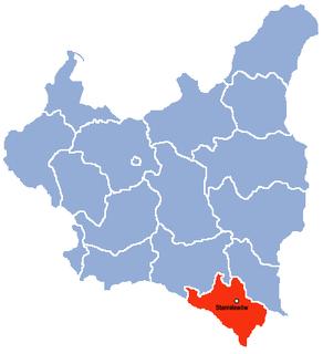 Stanisławów Voivodeship
