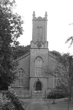 Stanley, Perthshire - Stanley Church, Perthshire
