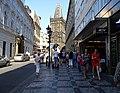 Staré Město, Celetná, Prašná brána, segway (01).jpg