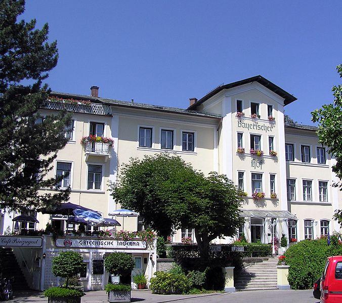 Hotel Bayerischer Hof Munchen Ansicht