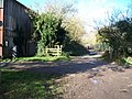Start of footpaths - geograph.org.uk - 1593360.jpg
