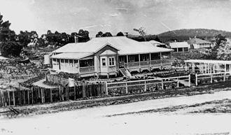 Stanthorpe, Queensland - El Arish house and gardens