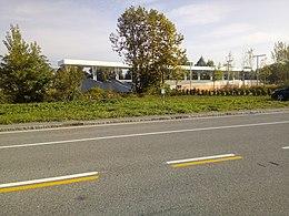 Stazione di Bergamo Ospedale - Wikipedia