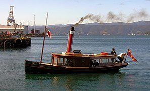 Steam launch 'Norma', Wellington NZ.jpg