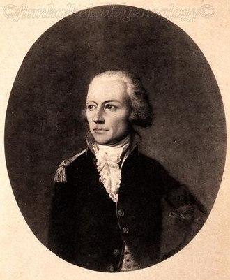 Steen Andersen Bille (1751–1833) - Image: Steen Andersen Bille (1751–1833)