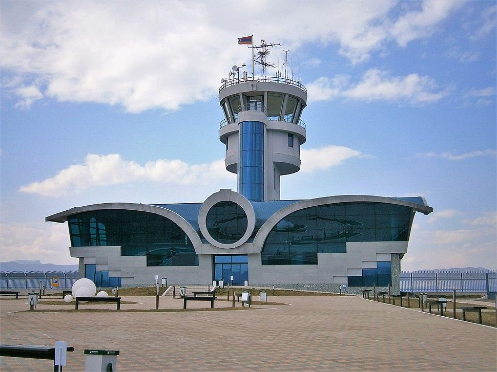 Stepanakert Airport Daytime