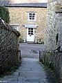 Steps from the Strode Room - Beaminster - geograph.org.uk - 1173436.jpg