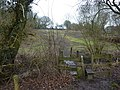 Stile and footbridge, and muddy path ahead - geograph.org.uk - 1711989.jpg