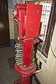 Stockinbingal-Cootamundra West staff instrument in the signal box at Stockinbingal railway station (1).jpg