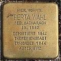 Stolperstein Berta Wahl Wuppertal.jpg