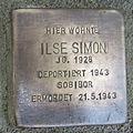 Stolperstein Cloppenburg Osterstraße 15 Ilse Simon.JPG