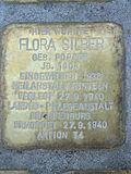 Stolperstein Flora Silber.jpg