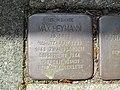 Stolperstein Max Heymann, 1, Schützenstraße 13, Uentrop, Hamm.jpg