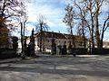 Stolperstein Salzburg, Zufahrt zu Schloß Leopoldskron - Leopoldskronstraße 56-58 (2).jpg