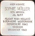 Stolperstein Sophie Müller1.jpg
