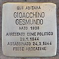 Stolperstein für Gioacchino Gesmundo (Rom).jpg