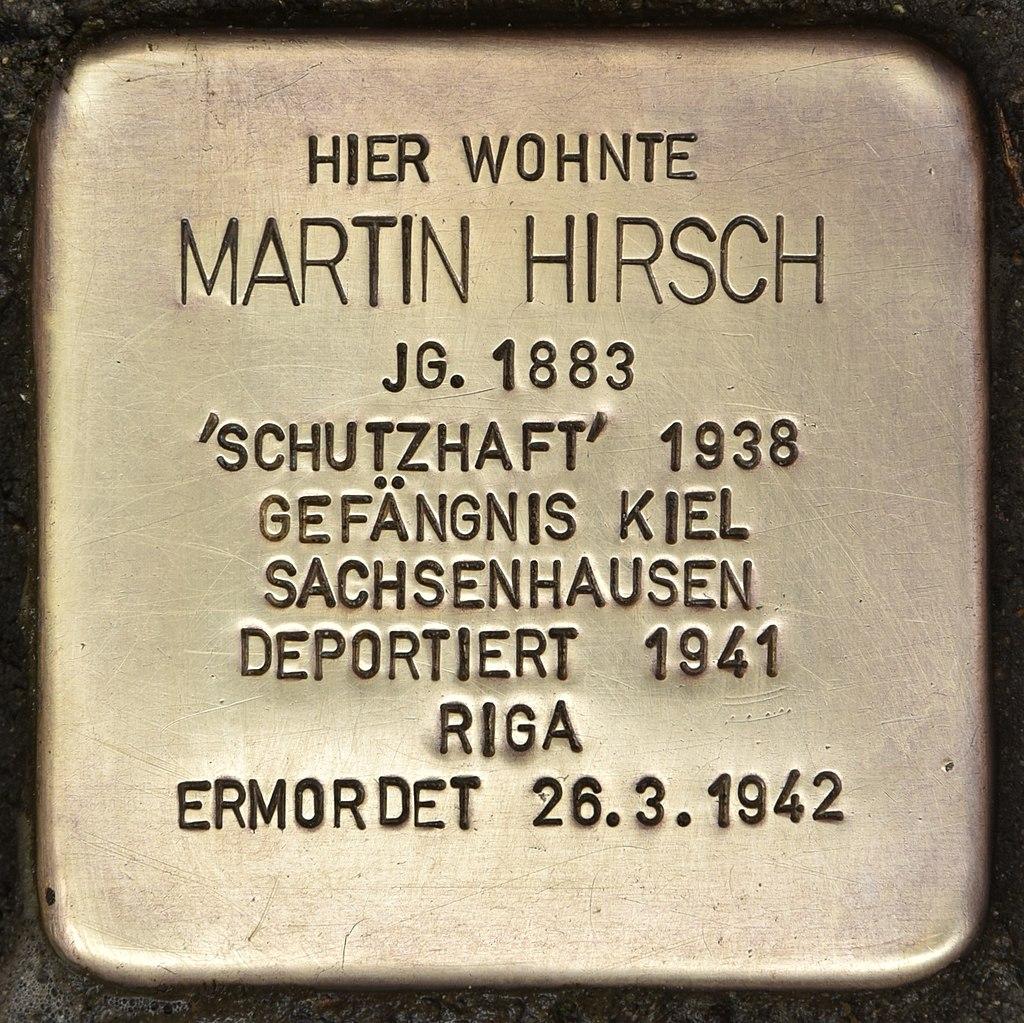 Stolperstein für Martin Hirsch (Kiel).jpg