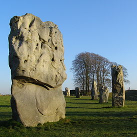 Stone 10 and others in great ring avebury henge.jpg