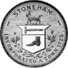 Official seal of Stoneham, Massachusetts