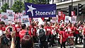 Stonewall at London Pride 2013 (9693779765).jpg